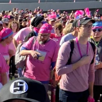 Denver, CO - Breast Cancer Walk 2