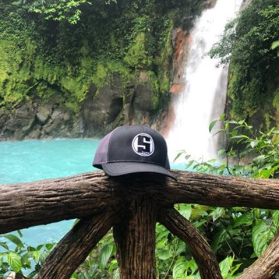 Rio Celeste Waterfall, Tenorio Volcano, Costa Rica